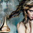 Nora Arnezeder pour le nouveau parfum Guerlain, Idylle