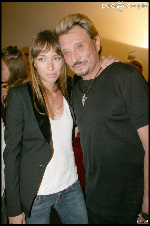 Photos exclusives : Laura Smet et son père Johnny Hallyday