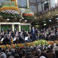 Georges Prêtre dirige  l'Orchestre Philharmonic de Vienne