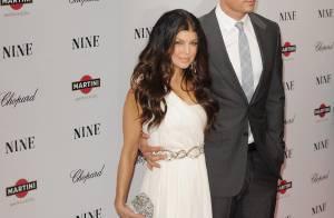 Fergie et Josh Duhamel : Pour leur week-end en amoureux, la chanteuse a un look... qui ''déchire'' !