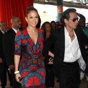 Jennifer Lopez et son chéri Marc Anthony, Fergie et son Josh Duhamel, au top de l'élégance mais... complètement dépités !