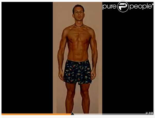 Regardez cet homme changer de corps jour après jour !
