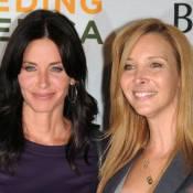 Regardez quand Courteney Cox est terrorisée par... son ancienne Friend Lisa Kudrow, c'est hilarant !