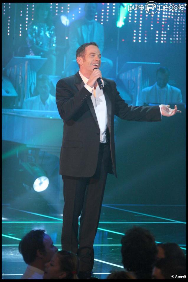 Garou dans  Les années bonheur , diffusion le 9 janvier 2010 sur France 2.