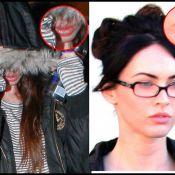 La bombe Megan Fox s'est fait les lèvres d'Angelina Jolie... c'est plutôt raté !!!