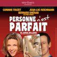 Avec Corinne Touzet et Jean-Luc Reichmann... Personne n'est parfait !