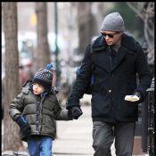 Matthew Broderick : en solo avec son fils... pendant que maman travaille !