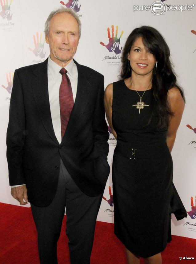 Clint Eastwood couple