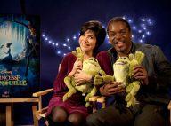 """Regardez Anthony Kavanagh et Liane Foly dans """"La princesse et la grenouille""""... Julie Zenatti et Amel Bent adorent !"""