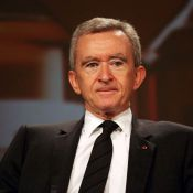 Le milliardaire Bernard Arnault est en deuil...