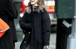 Sarah Jessica Parker : Elle laisse éclater son bonheur avec le deuxième homme de sa vie !