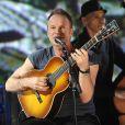 Sting a livré un superbe show pour Haïti le 22/01/10 à New York .