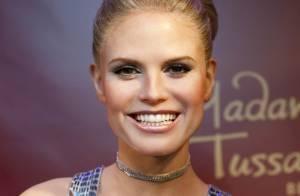 Heidi Klum : Découvrez son étonnante statue de cire... qui ressemble en fait à une autre star !