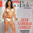 La délicieuse Fernanda Lima sous toutes les coutures...