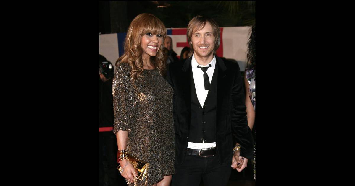 cathy et david guetta purepeople. Black Bedroom Furniture Sets. Home Design Ideas