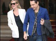 Kate Moss : Lendemain de fête amoureux à Paris avec son Jamie Hince...