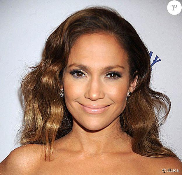 La chanteuse américaine Jennifer Lopez