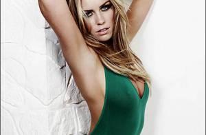 Quand la torride Abbey Clancy joue les topmodel... c'est trop sexy !