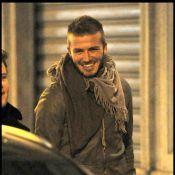 David Beckham : une virée entre amis, mais... toujours sans Victoria !