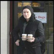 Jude Law : un papa poule... qui croque la vie à pleines dents !