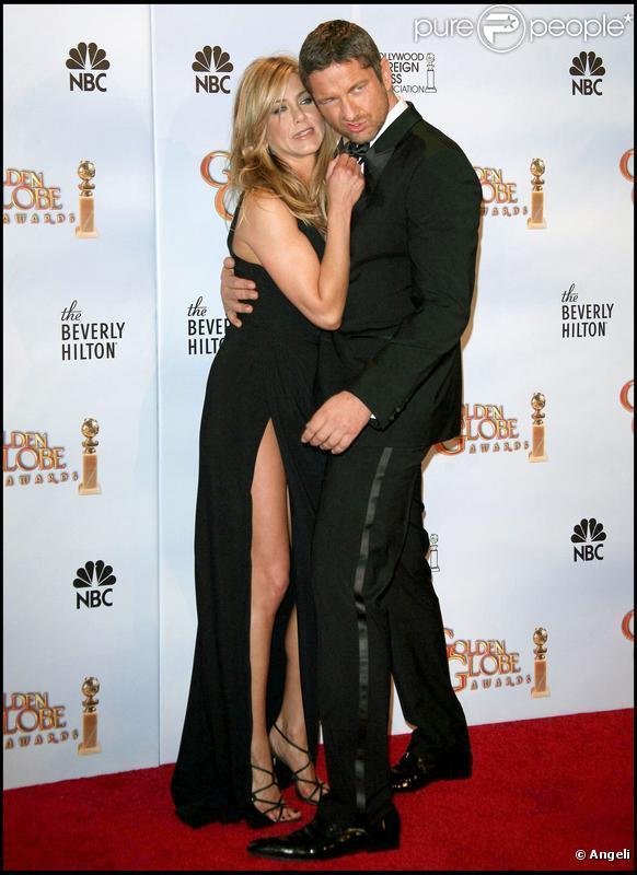 Gerard Bulter et Jennifer Aniston