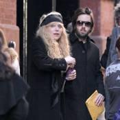 Quand Courtney Love essaye de mettre à la mode le style hippie... Pas chic !