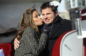 Nick Lachey et Vanessa Minnillo : Quand ils affichent leur amour dans Central Park... c'est contagieux !