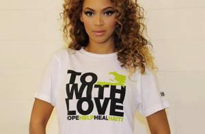 Beyoncé vous propose d'être une fashionista au grand coeur, regardez...