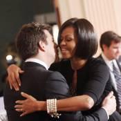 Michelle Obama délaisse Barack... pour les bras de Harry Connick Jr !