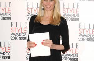 Claudia Schiffer radieuse et toute ronde, Naomi Campbell et Rosie Huntington glamour, la mode est à l'honneur !