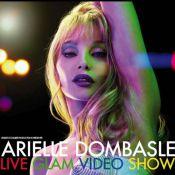 EXCLU : Arielle Dombasle vous offre en avant-première... une vidéo très pop-art de son nouveau show !