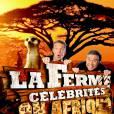 Benjamin Castaldi et Jean-Pierre Foucault dans La Ferme Célébrité en Afrique