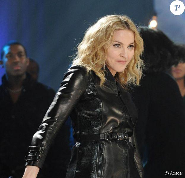 """Madonna : """"son"""" Gursky a été vendu pour un peu plus d'un million d'euros chez Sotheby's, le 10 février 2010"""