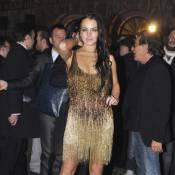 Lindsay Lohan éblouissante pour une fois... alors que Courtney Love persiste et signe avec la trash attitude !