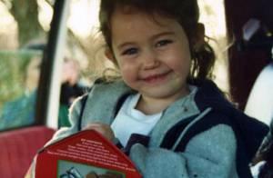 Découvrez quelle star se cache derrière cette adorable petite fille !