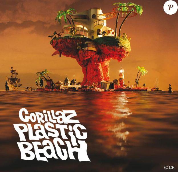Damon Albarn et Jamie Hewlett ont créé le troisième chapitre de la saga Gorillaz : bienvenue à Plastic Beach !