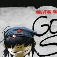 Gorillaz,  Stylo  (trailer du clip)