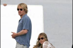 PHOTOS : Jennifer Aniston et Owen Wilson arrêtés par la police !