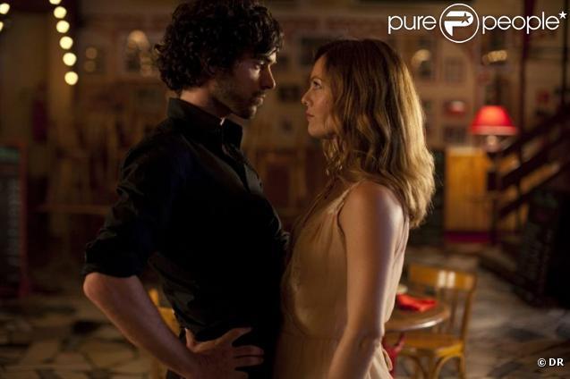 Vanessa Paradis et Romain Duris, stars de L'Arnacoeur