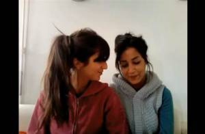 Regardez Géraldine Nakache et Leïla Bekhti, déchaînées, vous livrer leurs délires les plus drôles !