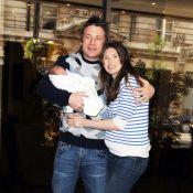 Jamie Oliver : Le célèbre chef cuisinier va être papa... pour la quatrième fois !