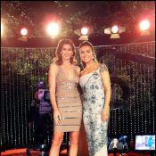 Cindy Crawford et Denise Richards : deux anges resplendissants pour enivrer la soirée pré-Oscars 2010 !