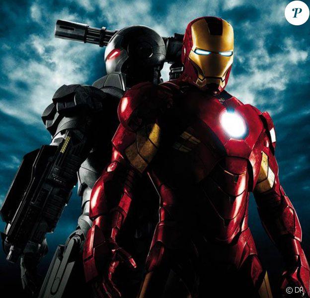 Des images d'Iron Man 2.