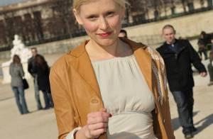 Anna Sherbinina : La belle étoile a brillé pendant la Fashion Week ! Elle est divine...