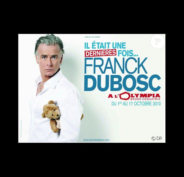 Franck Dubosc à L'Olympia
