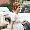 Emma Ferguson, épouse de Mark Owen, à Los Angeles le 12 septembre 2008 !