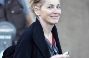 Sharon Stone : Transformée en Madame Doubtfire pour New York Unité spéciale, elle reste superbe !
