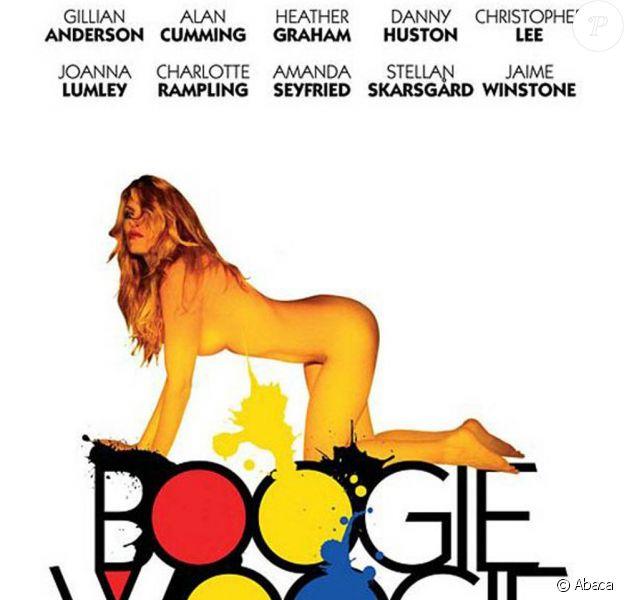 Charlotte Rampling bientôt au générique de Boogie Woogie.