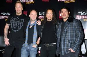 Metallica : Regardez l'émeute qui a pertubé leur concert !