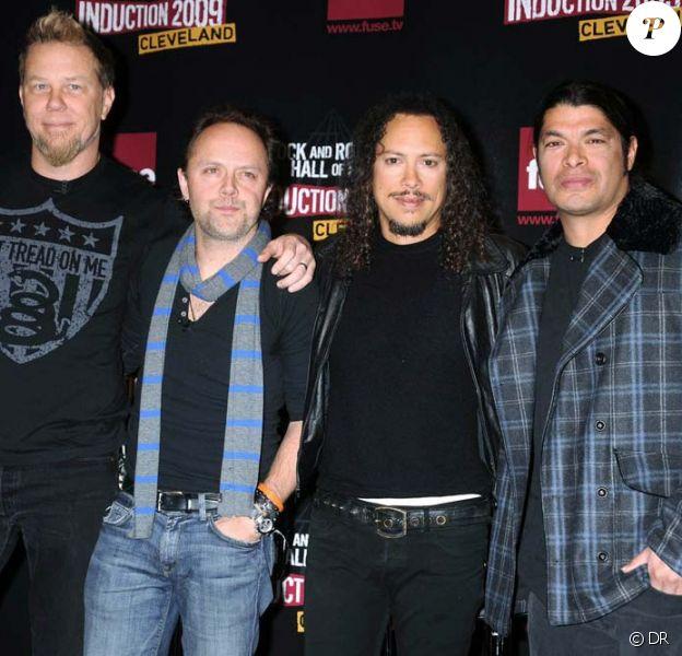 Emeute lors du concert de Metallica, à Bogota, le 10 mars 2010 !